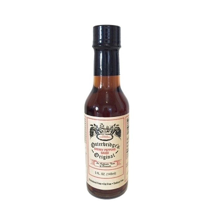 Outerbridge's Original Sherry Peppers Sauce