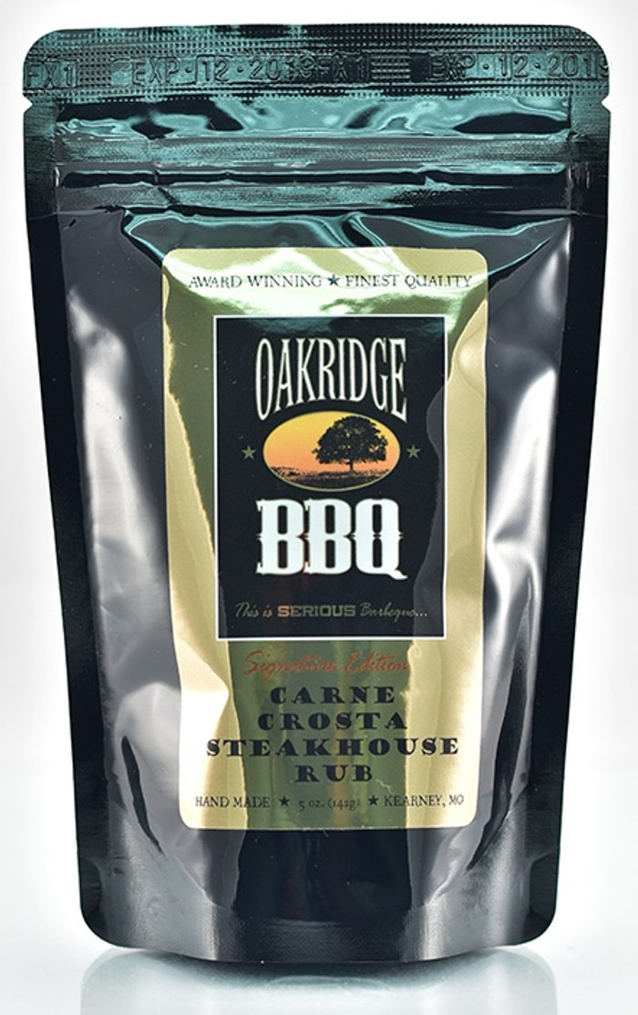 Oakridge BBQ Carne Crosta available at PepperExplosion.com