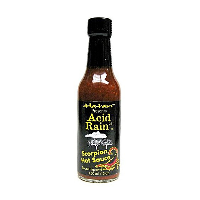 Acid Rain Scorpion Hot Sauce - PepperExplosion.com
