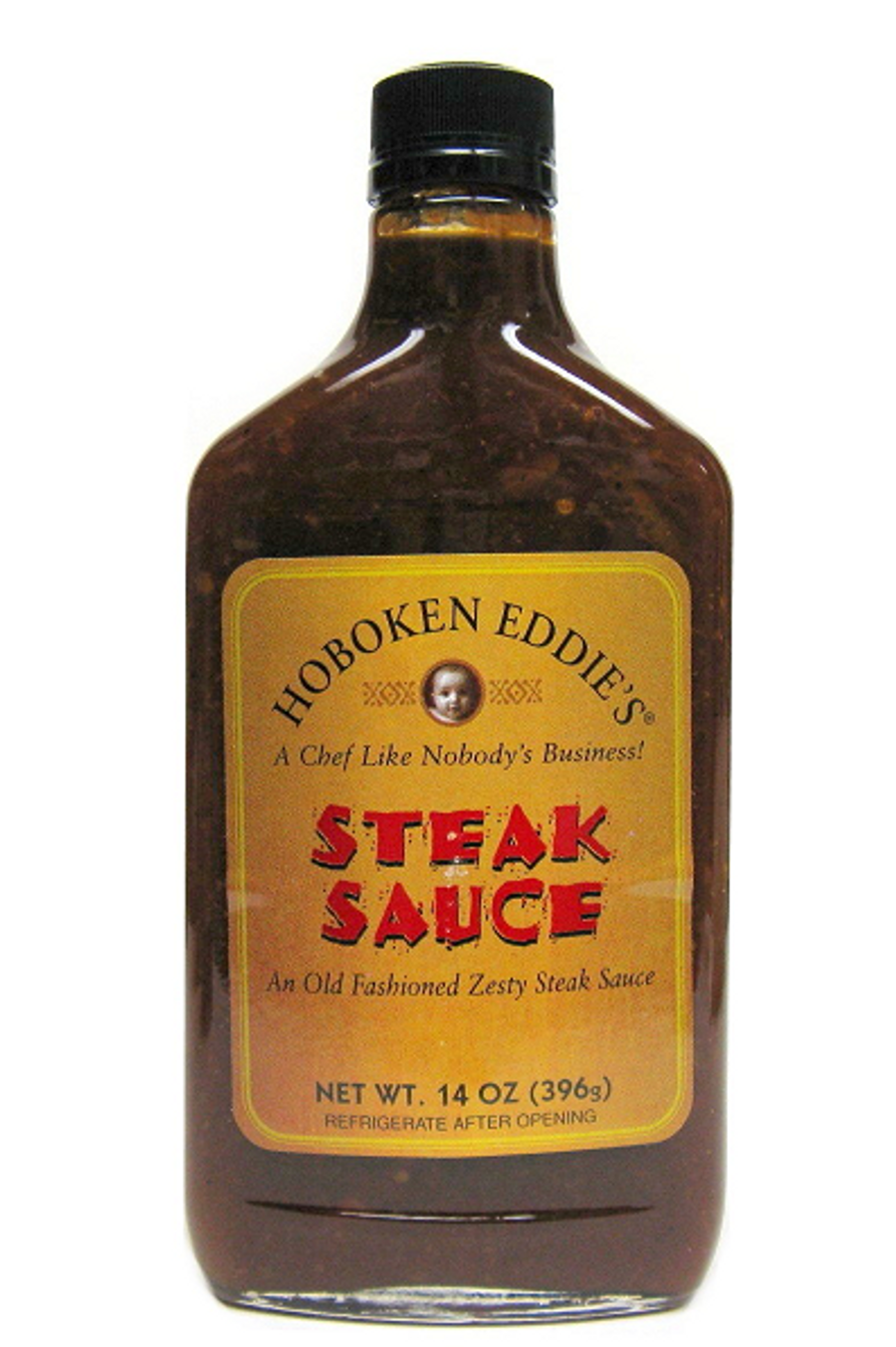 Hoboken Eddie's Steak Sauce now available at Pepper Explosion