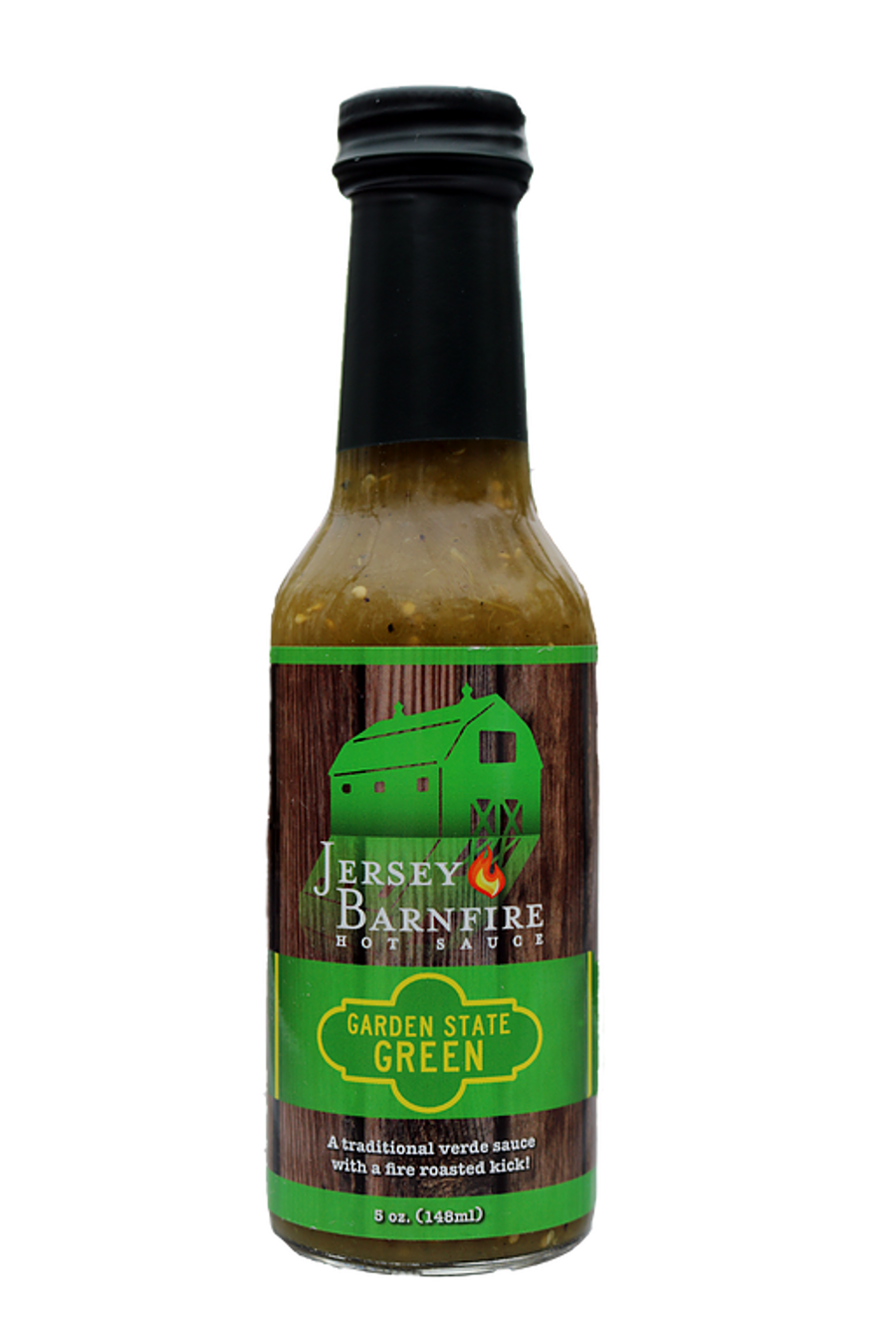 Jersey Barnfire Garden State Green is available online at Pepper Explosion