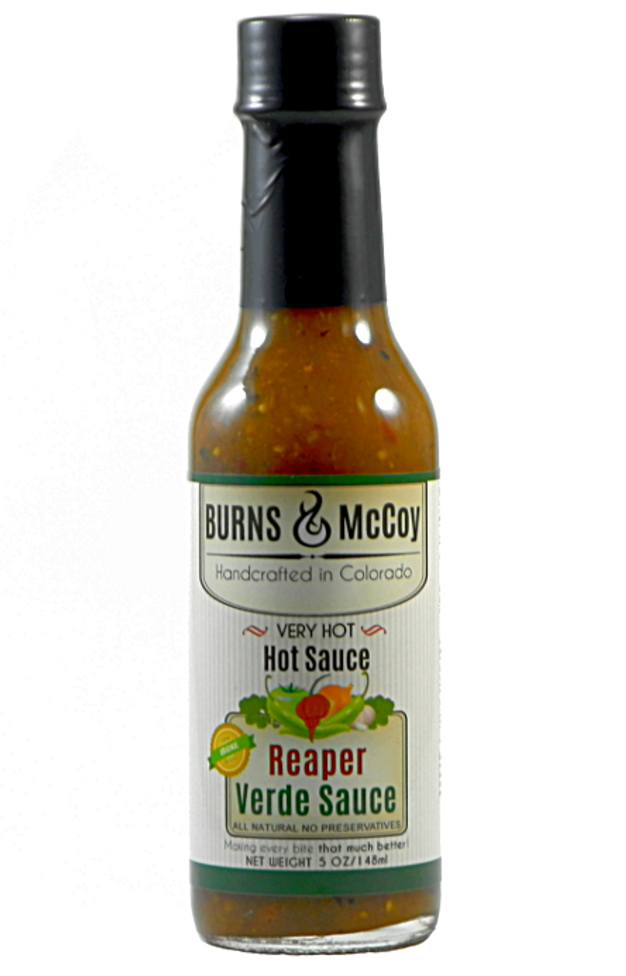 Burns & McCoy Reaper Verde