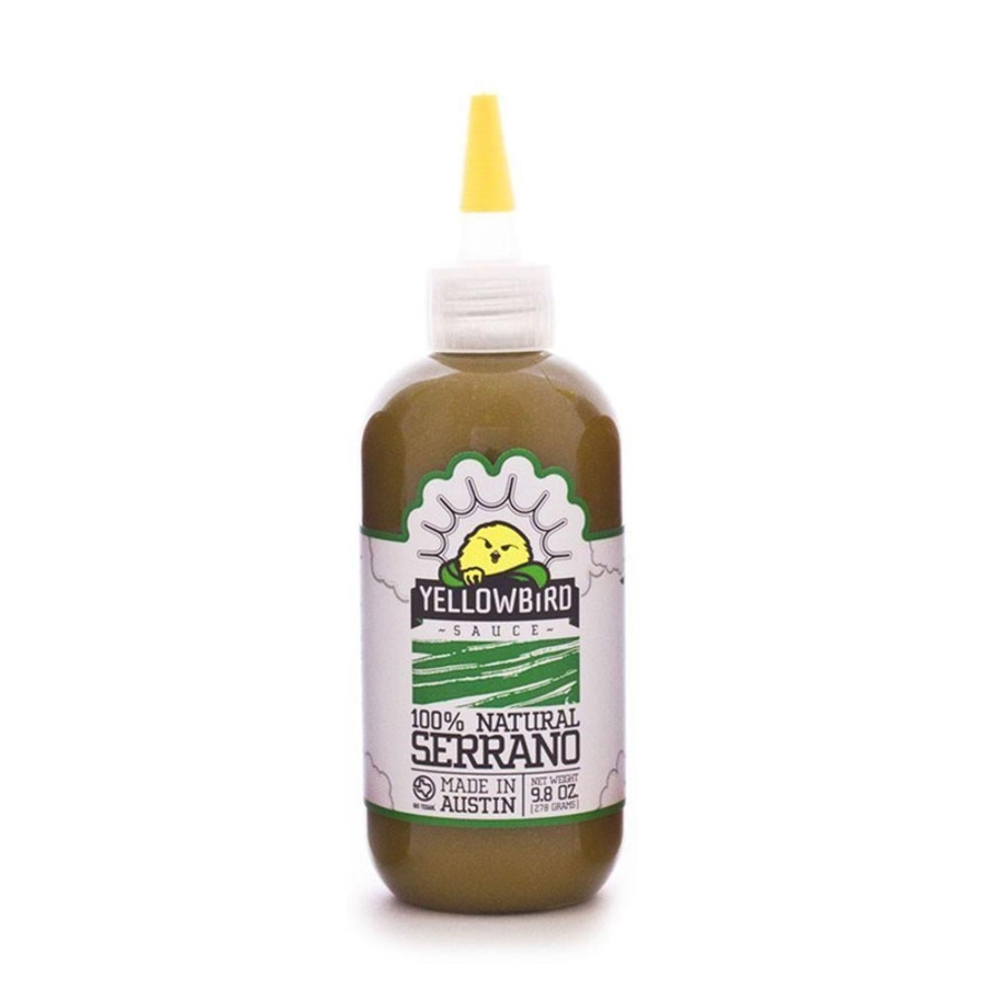 Yellowbird Serrano Condiment