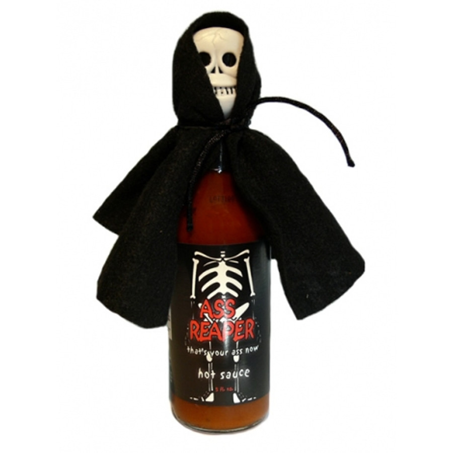 Ass Reaper Hot Sauce | Pepper Explosion