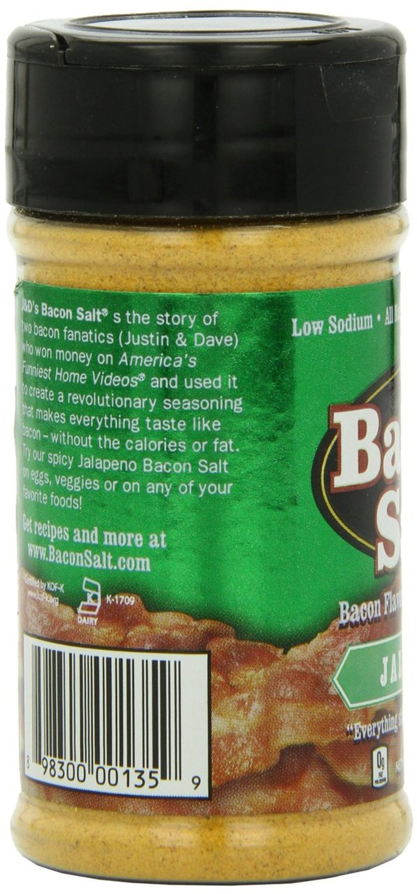 Jalapeno Bacon Salt