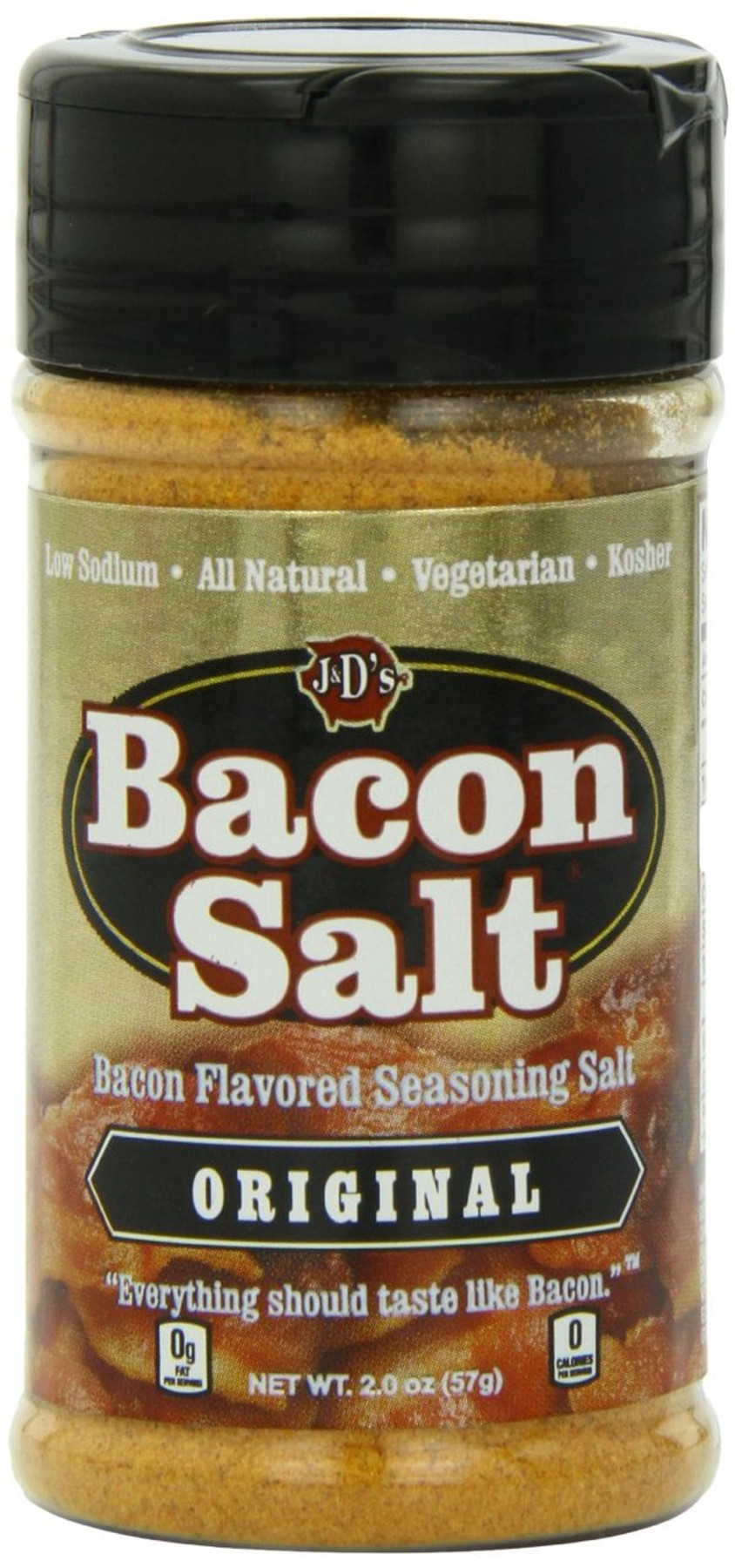 Kosher Bacon Salt