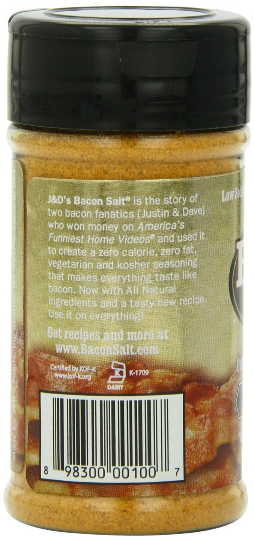 J&D's Bacon Salt, Original