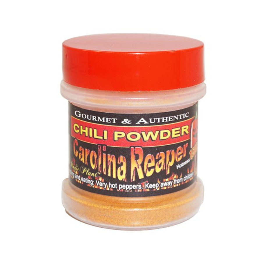 Carolina Reaper Powder available at PepperExplosion.com hot sauce store