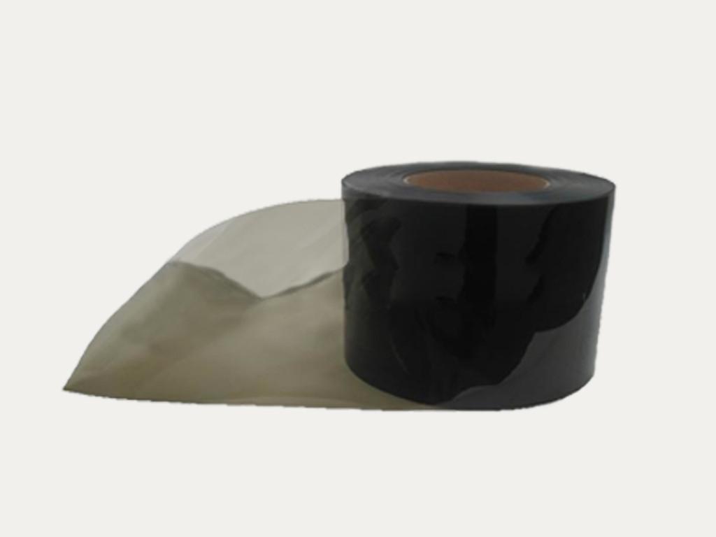 Smoke Smooth PVC Strip Rolls