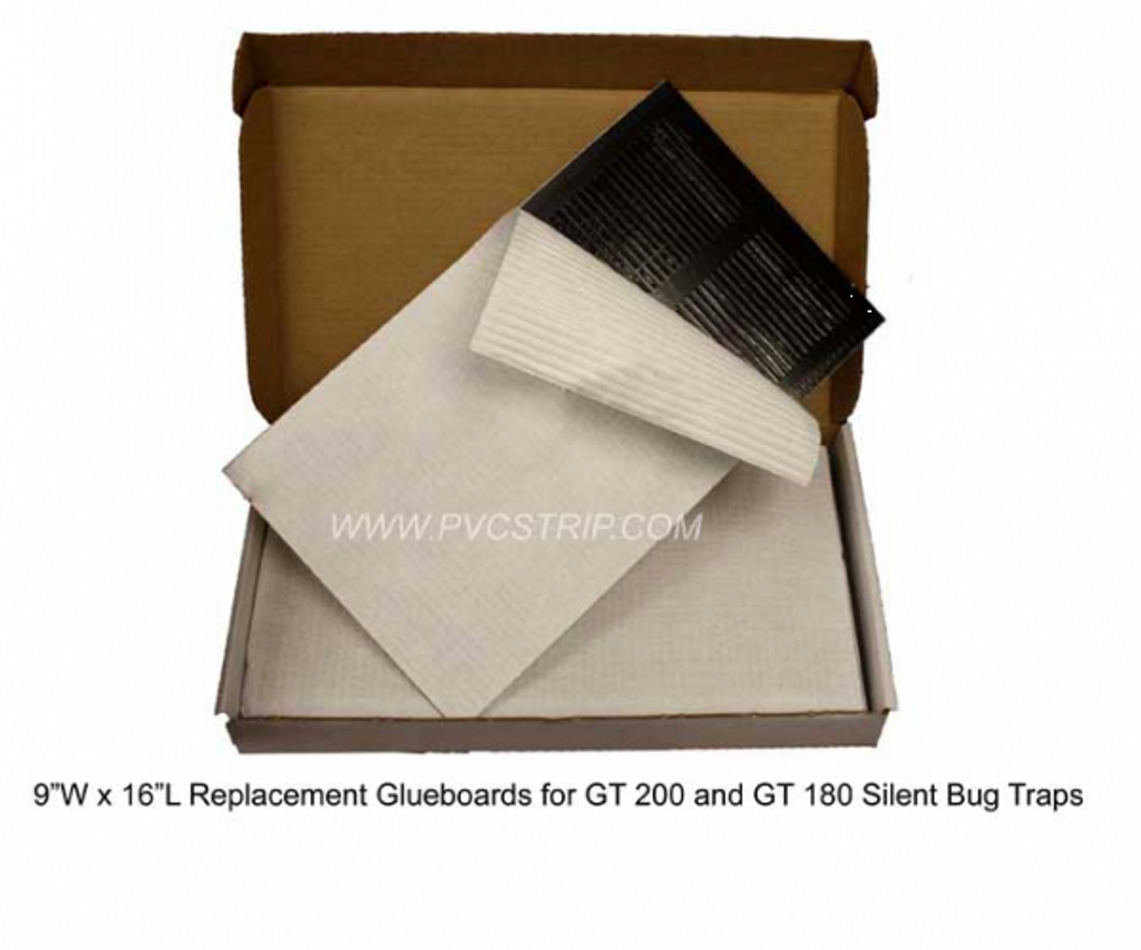 Insect Light Replacement Glue Boards (10 Pack)