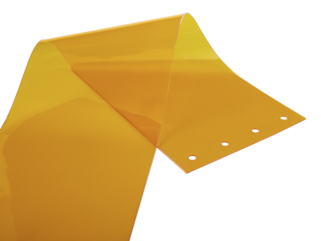 Insect Yellow in smooth strip style.