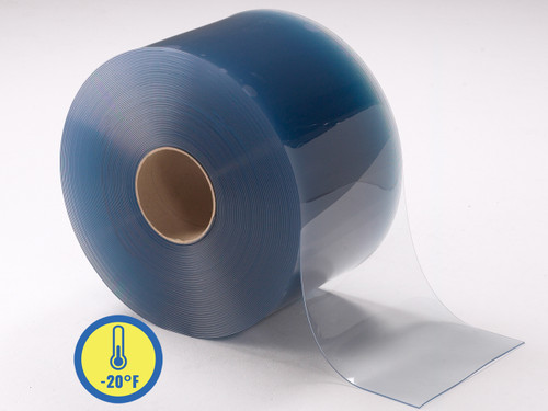 Low Temp Smooth PVC Strip Rolls
