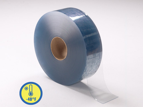 Extra Low Temp Smooth PVC Strip Rolls