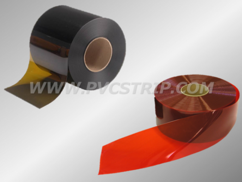 Weld Screen PVC Strip Rolls