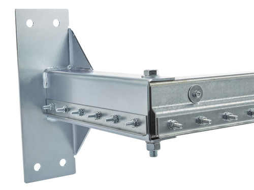 Stand-off Strip Door Bracket