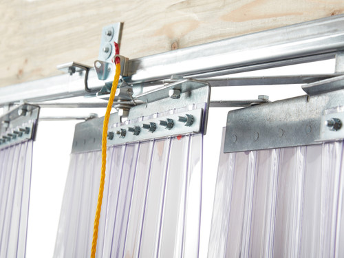 Standard Accordion Fold Strip Door Kit