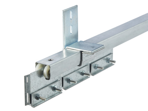 Low Temp Slide Mount Strip Door Kit