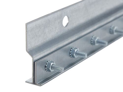 Weld Screen Wall Mount Strip Door Kit