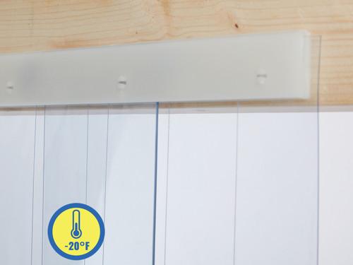Snap Strip Cooler Door Kit & Snap Strip Cooler Strip Door Kit   PVCStrip.com