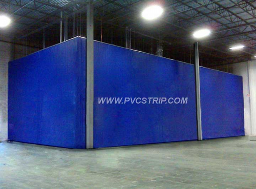 Custom Industrial Curtain Walls
