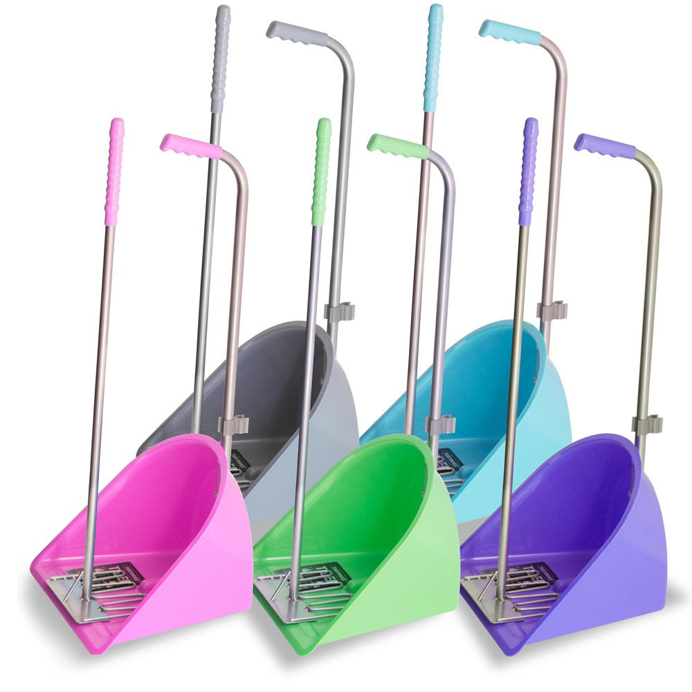 Tubtrugs Tidee come in a range of 5 awesome and bright colours; Pink, Grey, Pistachio, Sky Blue and Purple.