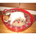 Large Shallow Tubtrugs make great dog beds.
