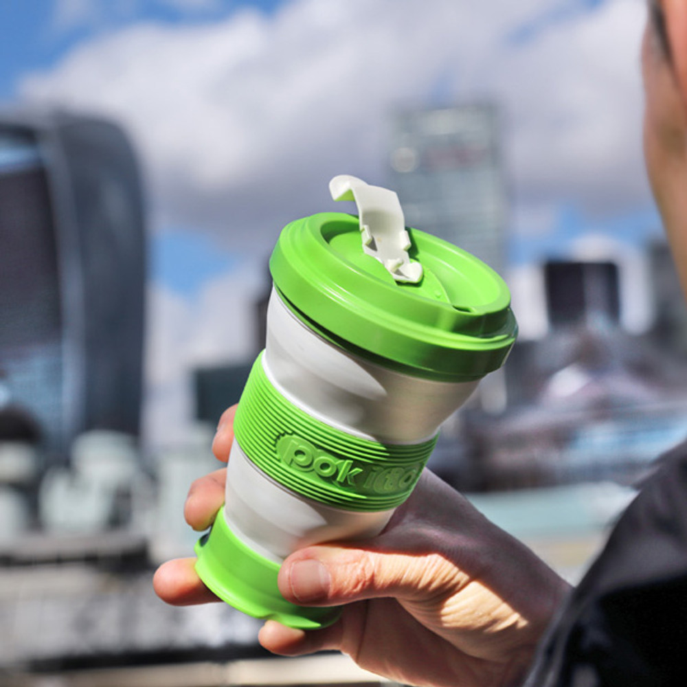My weapon in the War On Waste: Reusable Coffee Cups