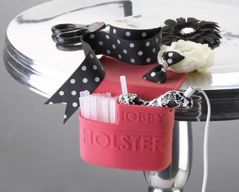 Love Craft work... Love my Pink Hobby Holster!