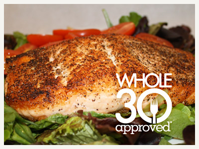 EK is Officially Whole30 Approved