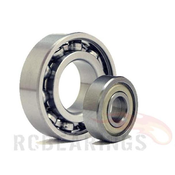 K&B .61 (most) Stainless Steel bearings