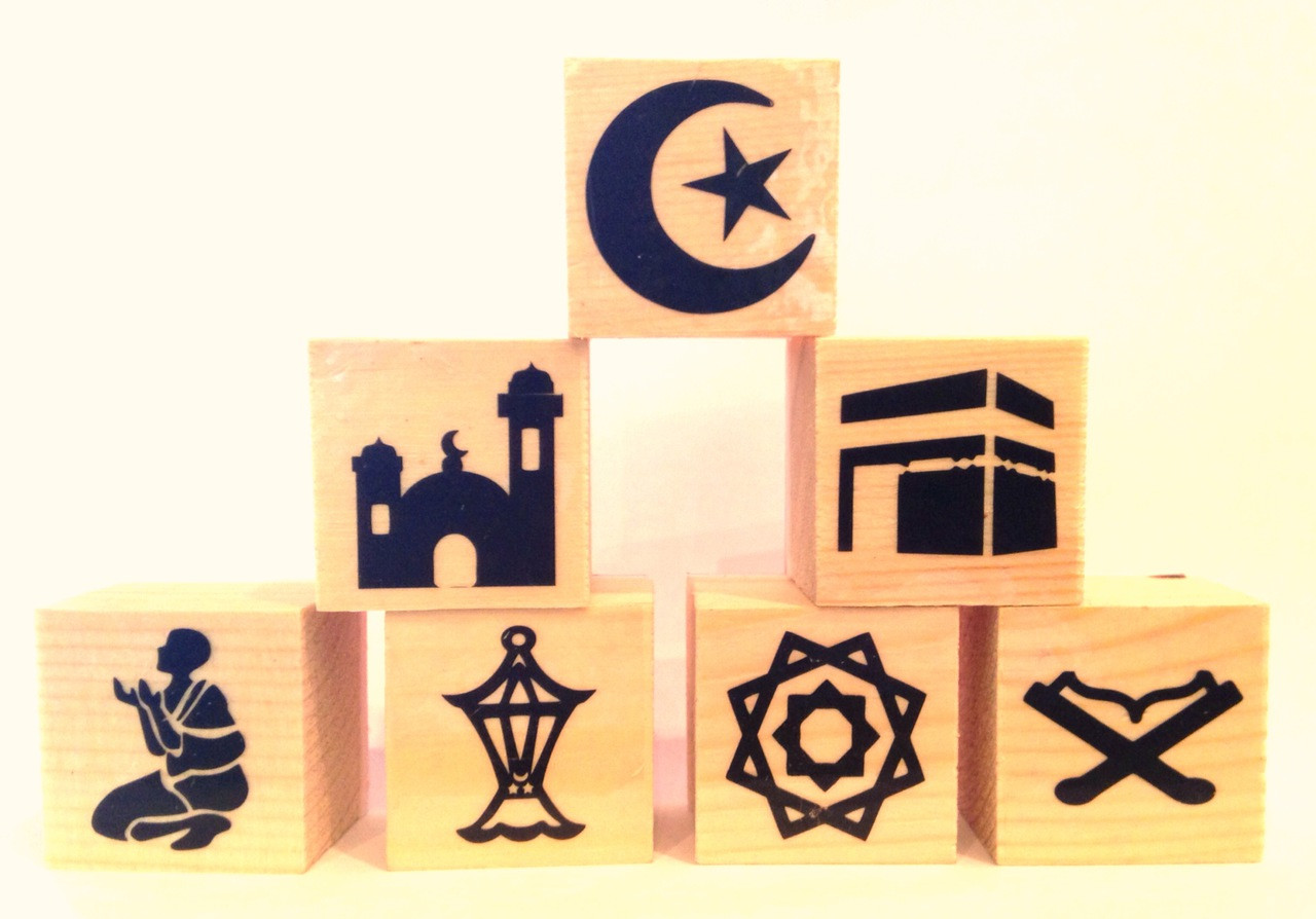 Set of Shapes Stamps