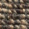 "Imported Wool Squar Weave Carpet 65"" - 324 Honey Brown"