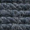 "Imported German Wool Square Weave Carpet 77"" - 318 Dark Blue"