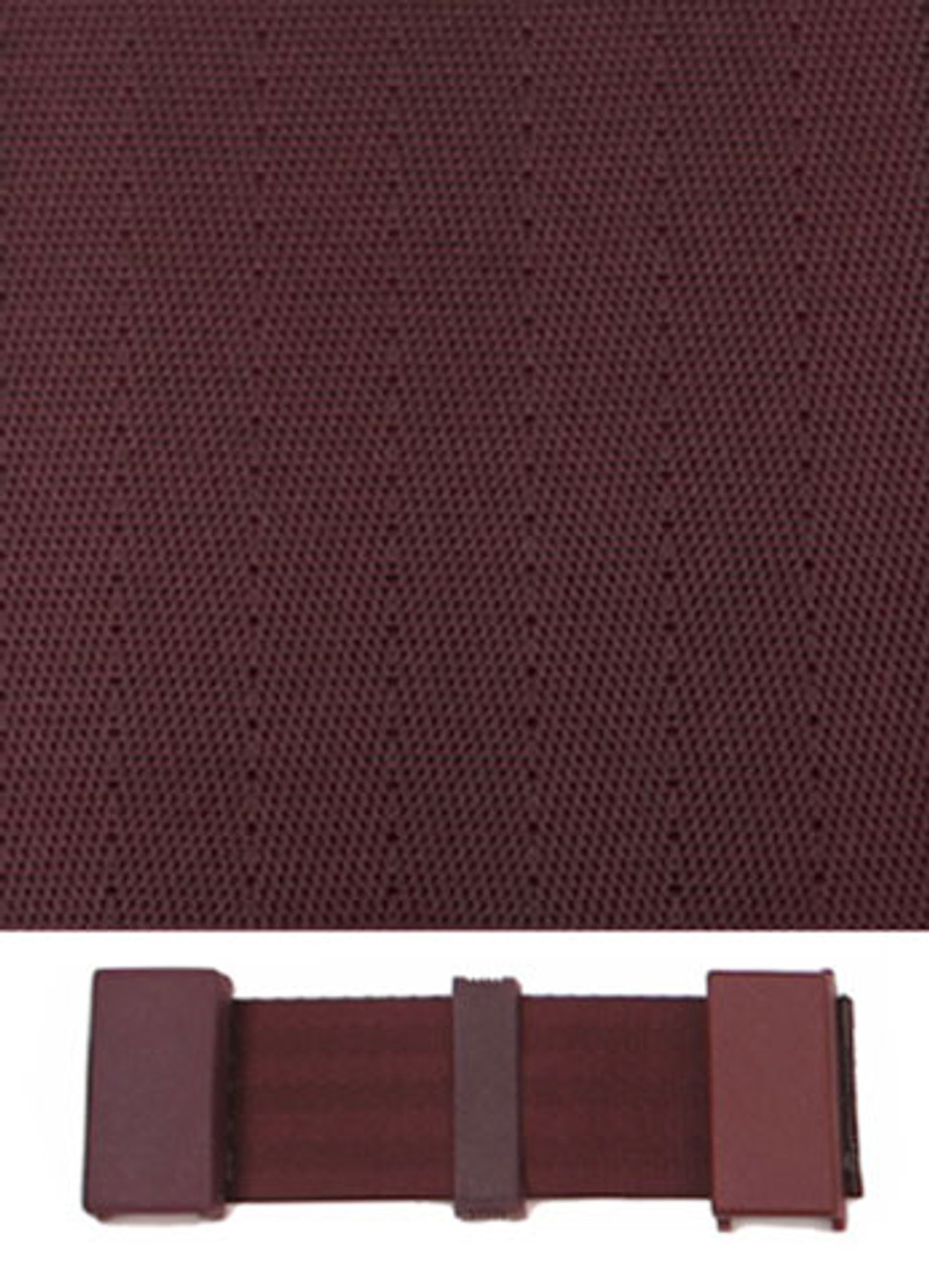2008 Maroon with Maroon Plastic Trim