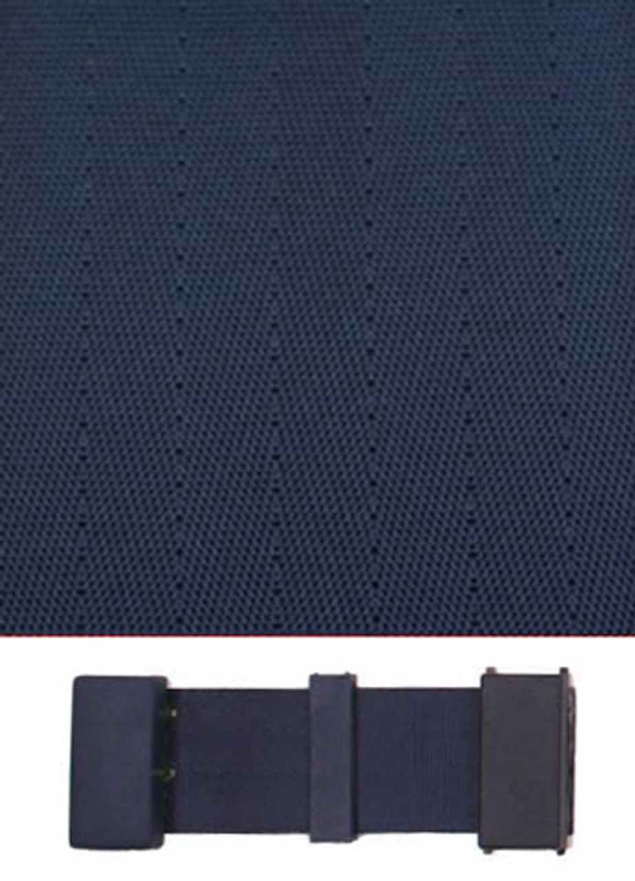 4004 Navy Blue with Navy Blue Plastic Trim