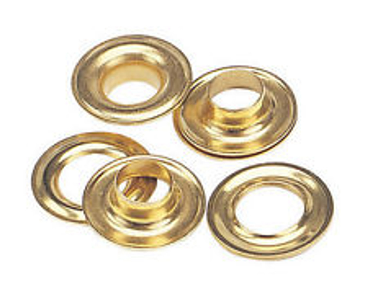 Brass/Nickel Grommets (Sold Separately)