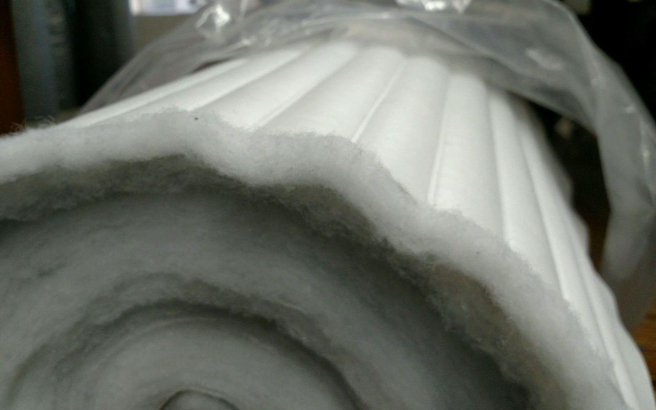 "Seascape Promo Marine White Pleated Vinyl 54"""