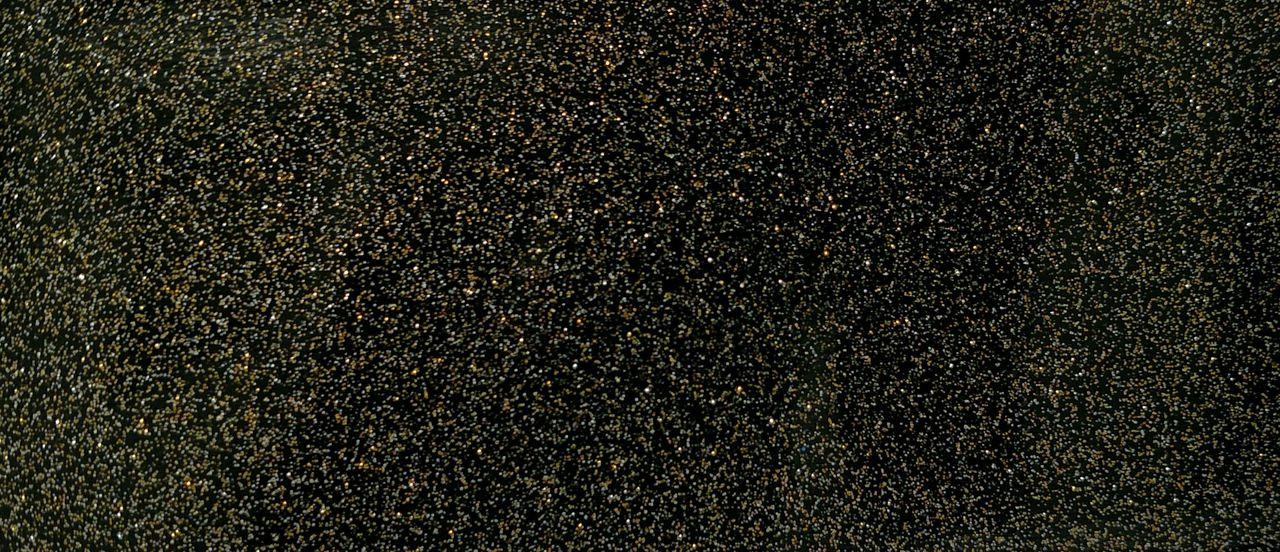 "Polaris Infinity Black METALFLAKE/GLITTER Vinyl 54"""