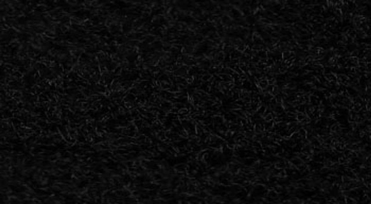 "Rontex FLEXFORM 1001 Black Carpet 40"""
