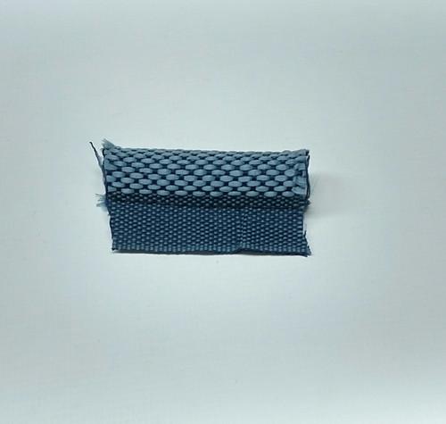 Stitched Cloth Windlace Blue - 4 yards