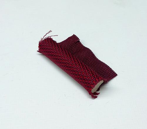 Stitched Cloth Windlace Maroon - 4 yards