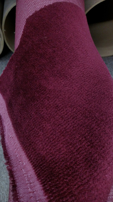 OEM Body Cloth 751 Ripple Garnet