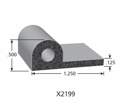 Rubber Seal X2199-HT