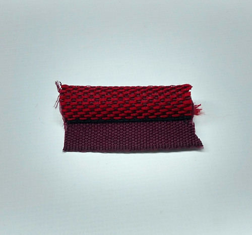Stitched Cloth Windlace Red - 4 yards