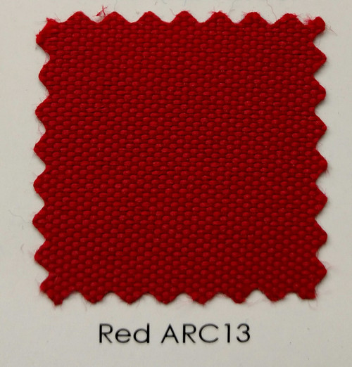"""Arcadia Red Outdoor Fabric 60"""""""