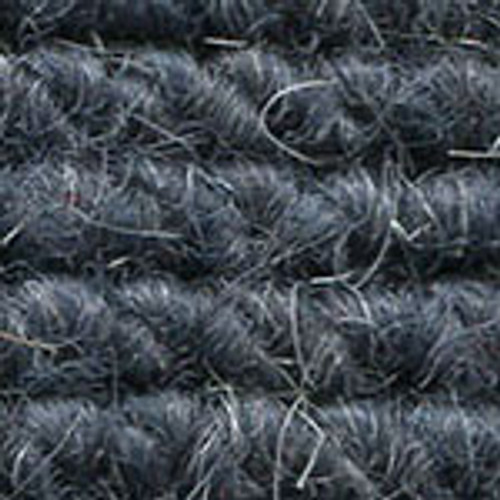 "Imported German Wool Square Weave Carpet 77"" - 318 Dark Blue"