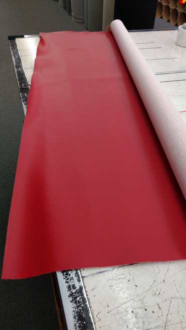 PA-7300 PALMA Rosso Red Vinyl 54""