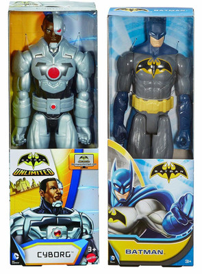 "Batman Unlimited 12"" Figure Assorted"