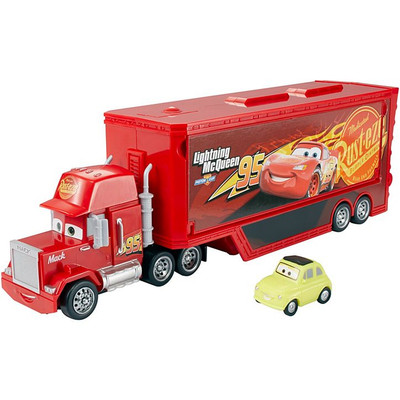 Cars 3 Travelling Mack Buildup