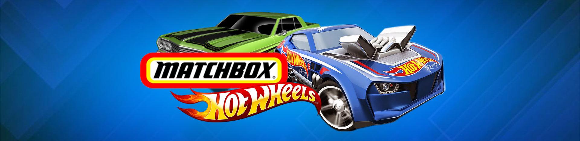 Hotwheels And Matchbox